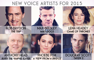 New voices for 2015