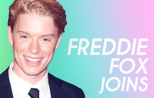 Freddie Fox Joins