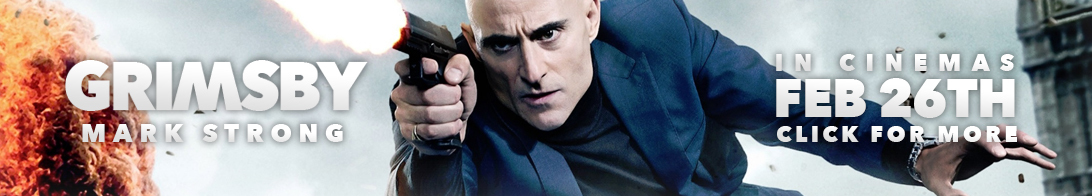 Mark Strong in Grimsby
