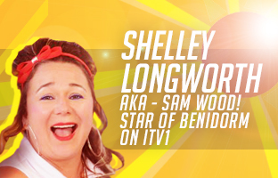 Shelley Longworth Benidorm