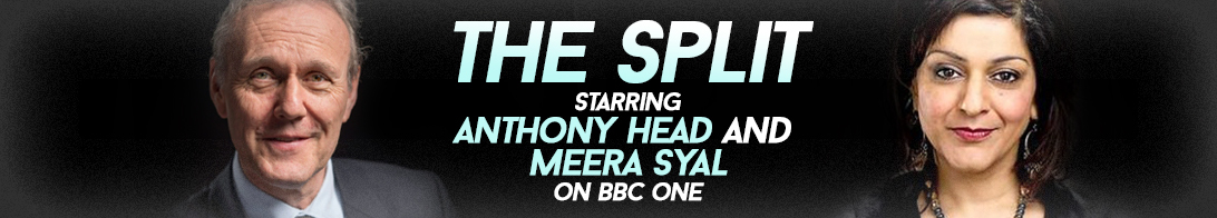 Meera Syal and Anthony Head The Split