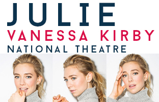 Vanessa KIrby in Julie