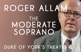 Roger Allam The Moderate Soprano