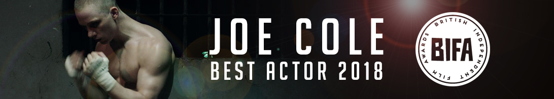 Joe Cole Wins Best Independent Film 2018