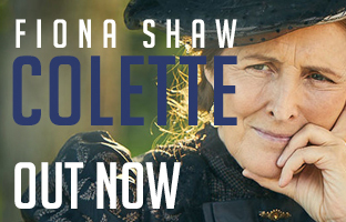 Fiona Shaw in Colette