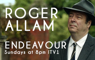Roger Allam In Endeavour Series 6