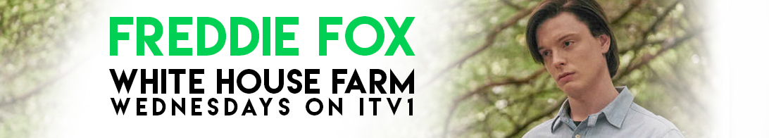 Freddie Fox in White House Farm