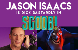 Jason Isaacs Is Dick Dastardly In Scoob