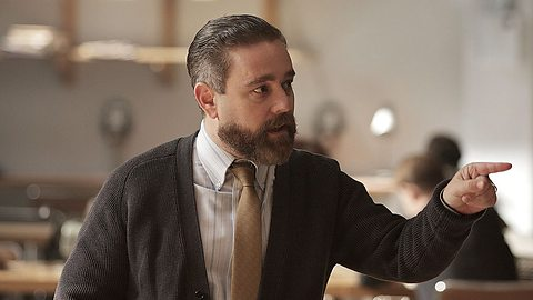 Andy Nyman Stars In The Eichmann Show