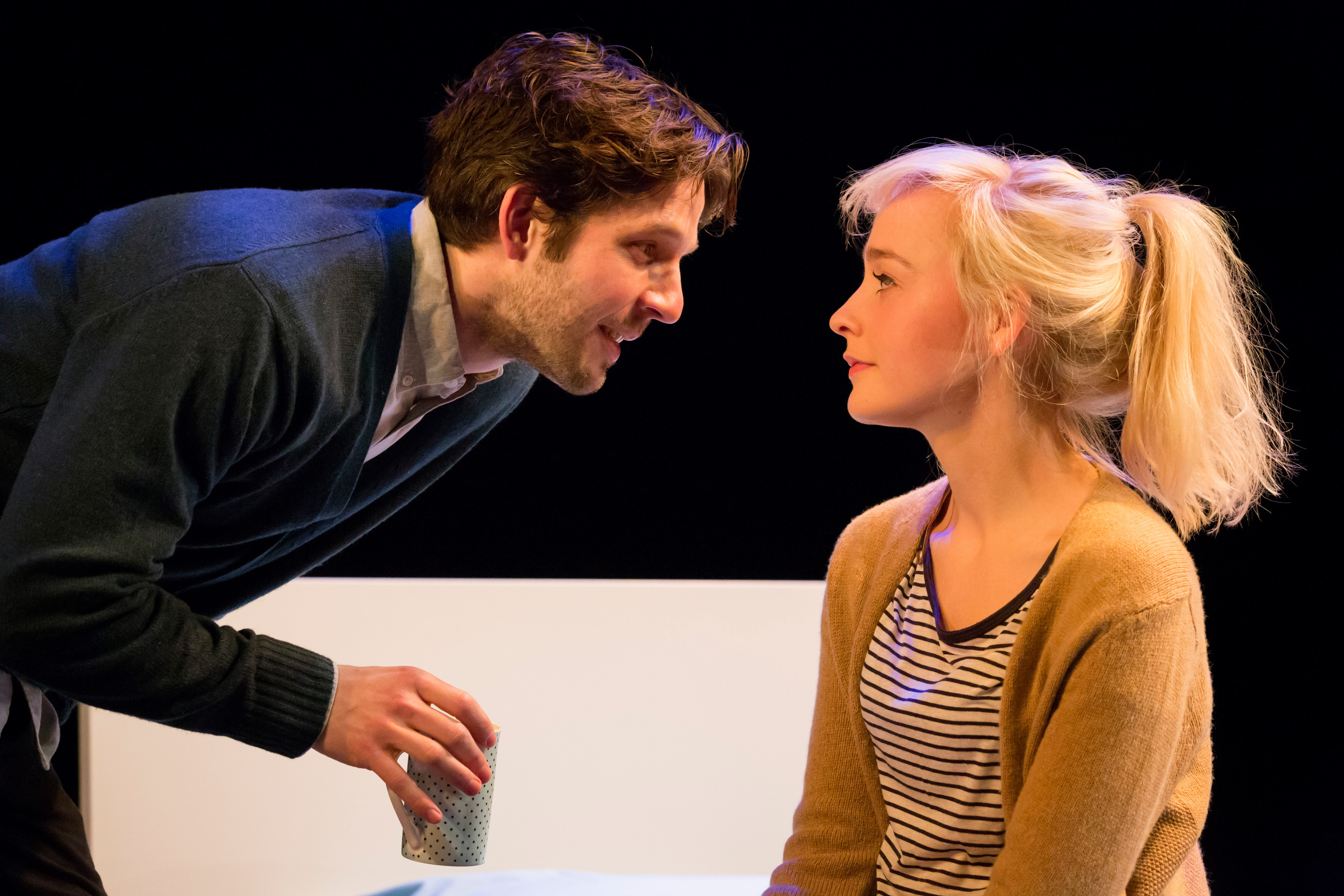 Damien Molony Stars In The Hard Problem