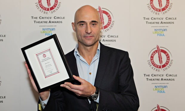 Mark Strong Wins Award For A View From The Bridge