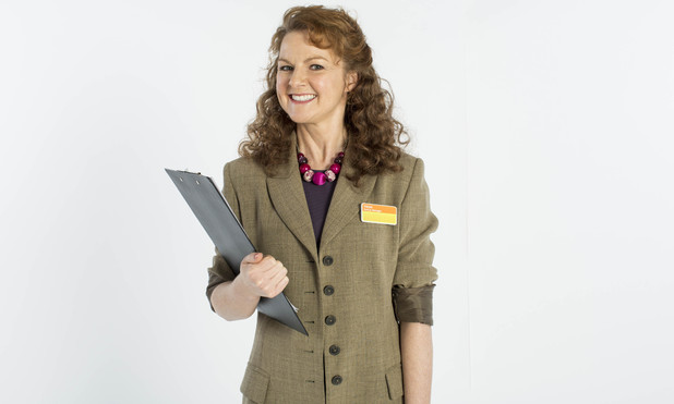Sarah Hadland Nominated For Award