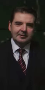 Brendan Coyle Hits Netflix in Spotless