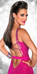 Kirsty Gallacher wows in Strictly Come Dancing