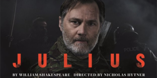 David Morrissey in Julius Caesar