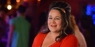 Shelley Longworth In Benidorm Series 10