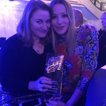 Rosie Cavaliero and Vivienne Harvey win RTS award for Moving On!