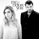 Vanessa Kirby and Brendan Coyle in Me Before You