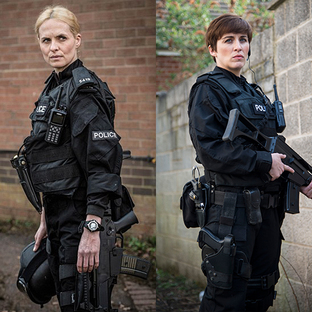 Final episode of Line of Duty - tonight!