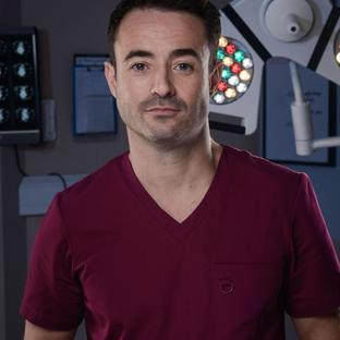 Joe McFadden in Strictly Come Dancing 2017!