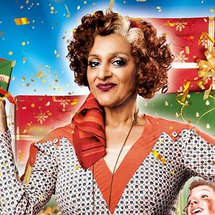 Last chance to see our Meera Syal in Annie!