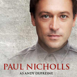 Paul Nicholls stars in UK tour of Shawshank Redemption!