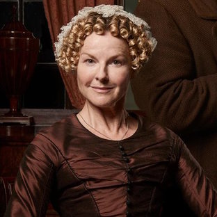 Sarah Hadland in The Moonstone on BBC1