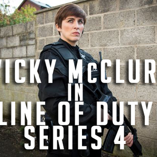 Vicky McClure confirms Line Of Duty series 4
