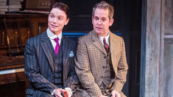 Tom Hollander, Freddie Fox