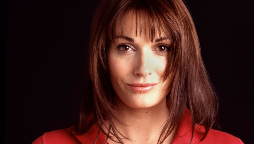 Sarah Parish is busy filming Broadchurch and Trollied!