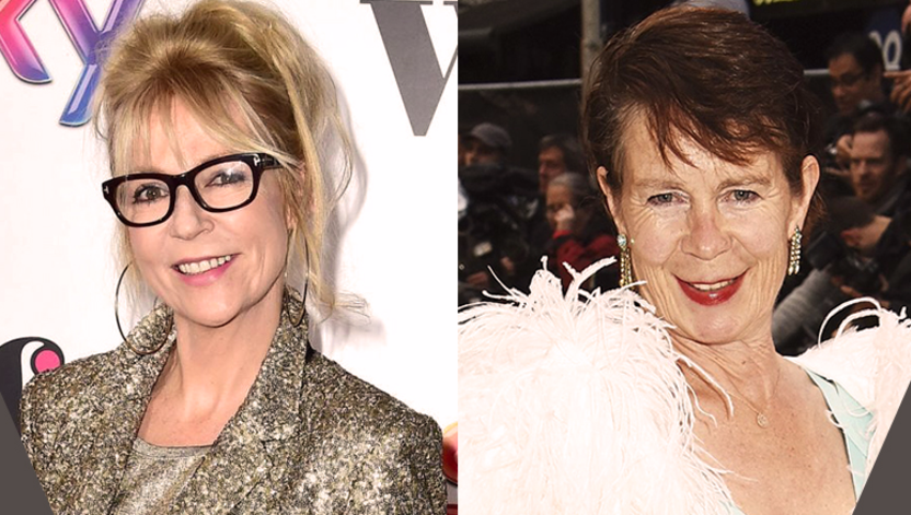 Celia Imrie in new Absolutely Fabulous: The Movie!