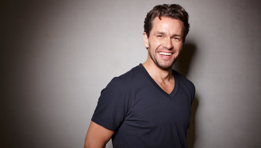 Julian Ovenden is All About Eve