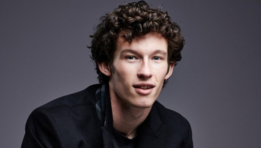 Callum Turner in The Only Living Boy in New York