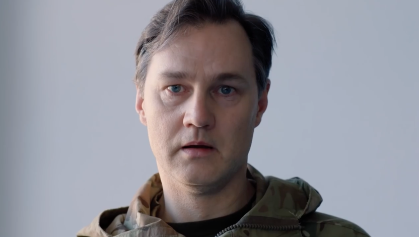 David Morrissey in series 2 of The Missing