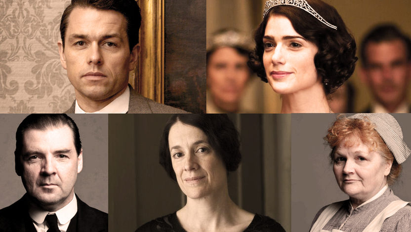 Downton Abbey Nominated for Emmy