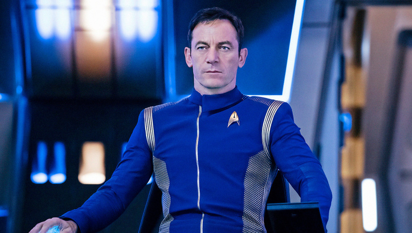 First look at Star Trek: Discovery with Jason Isaacs