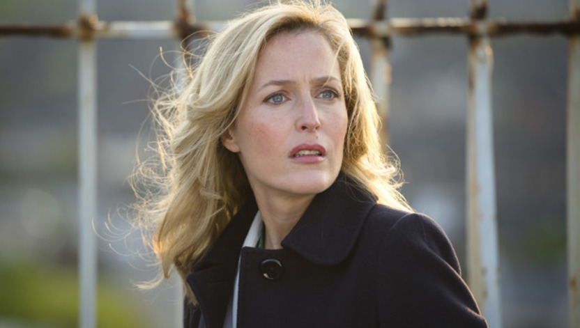 Gillian Anderson in new trailer for The Fall