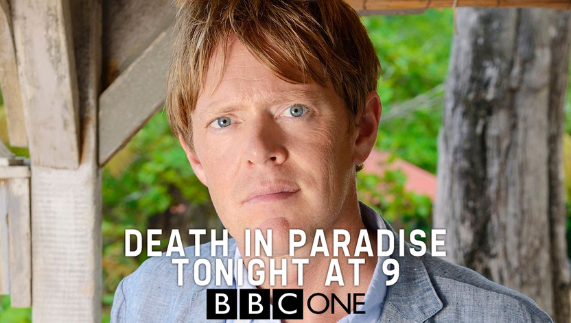 Kris Marshall in new Death In Paradise