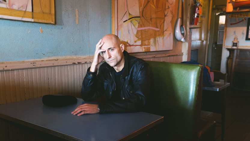 Mark Strong chats to Chris Evans about The Red Barn