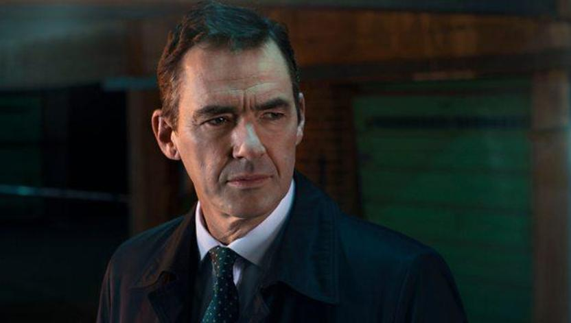 Richard Lintern Stars in Silent Witness