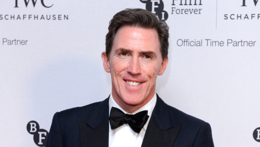 Rob Brydon in new comedy Swimming With Men