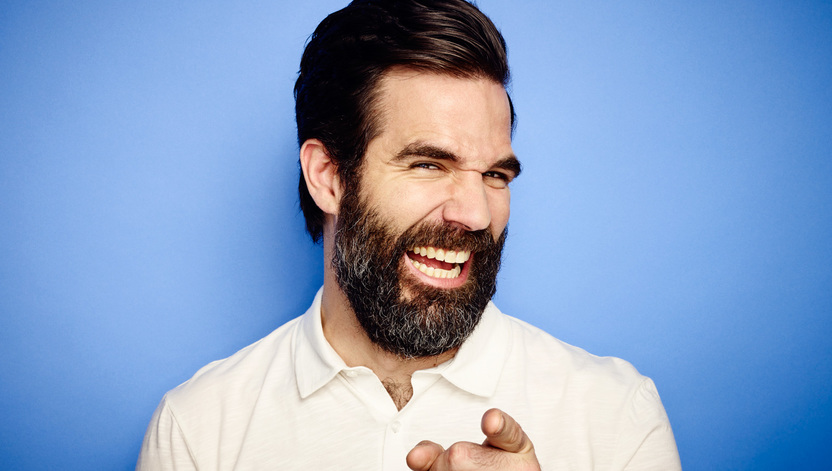 Rob Delaney wins another!