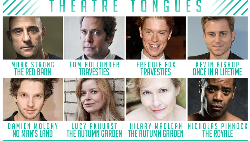 Theatre Tongues - What's On!