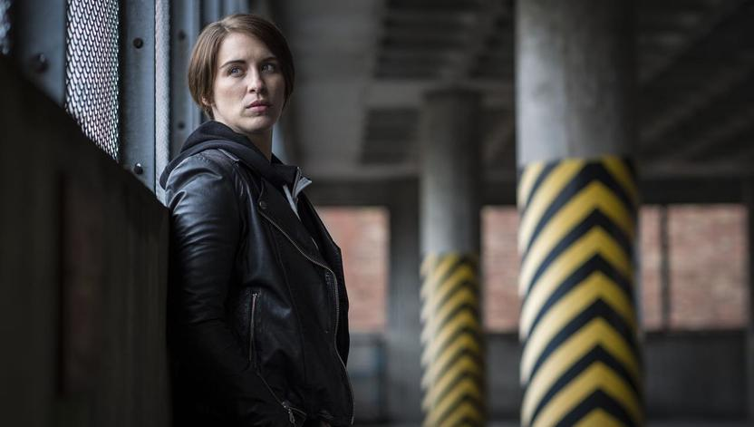 Vicky McClure stars in BBC2 Line of Duty