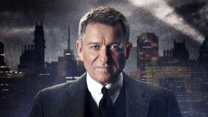 Gotham with Sean Pertwee