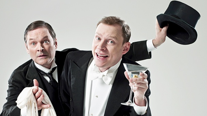 Mark Heap's Perfect Nonsense in Jeeves and Wooster
