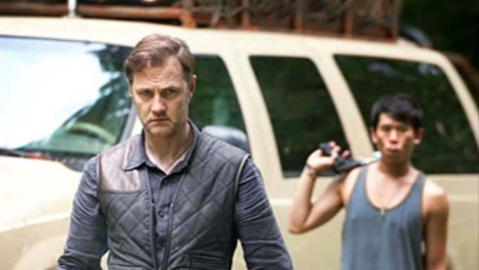 David Morrissey is The Governor