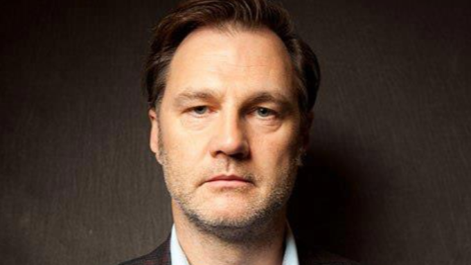 David Morrissey and Everyman