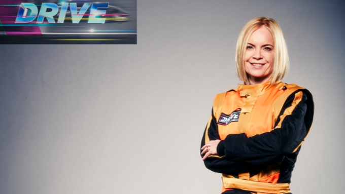 Mariella Frostrup has a DRIVE on ITV