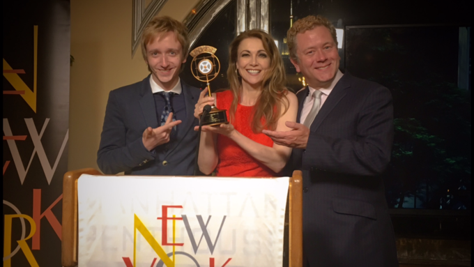 Jon Culshaw wins Bronze at New York Festivals!